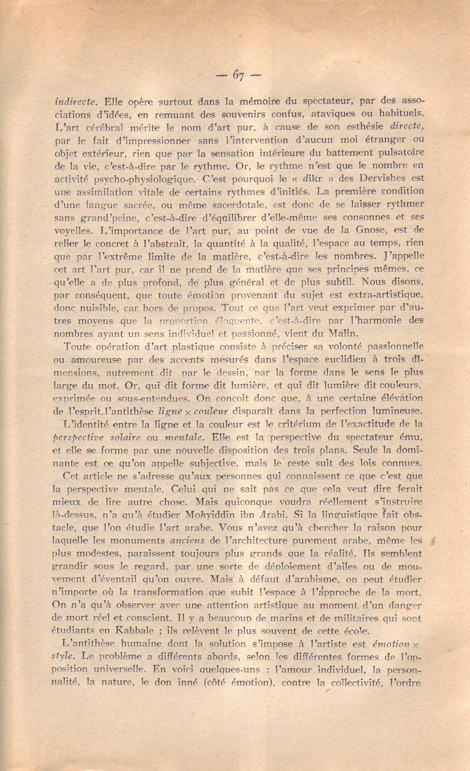 Pages..Mércure 13. 67