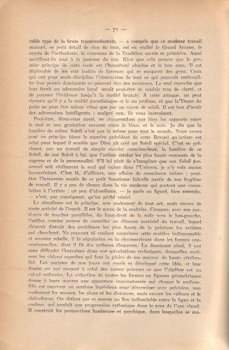 Pages..Mércure 16. 70